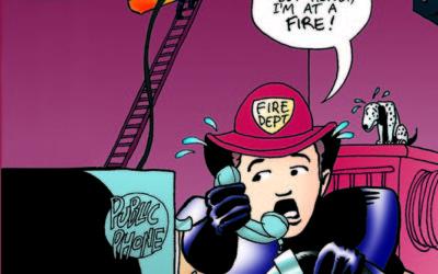 Fireman's Blues