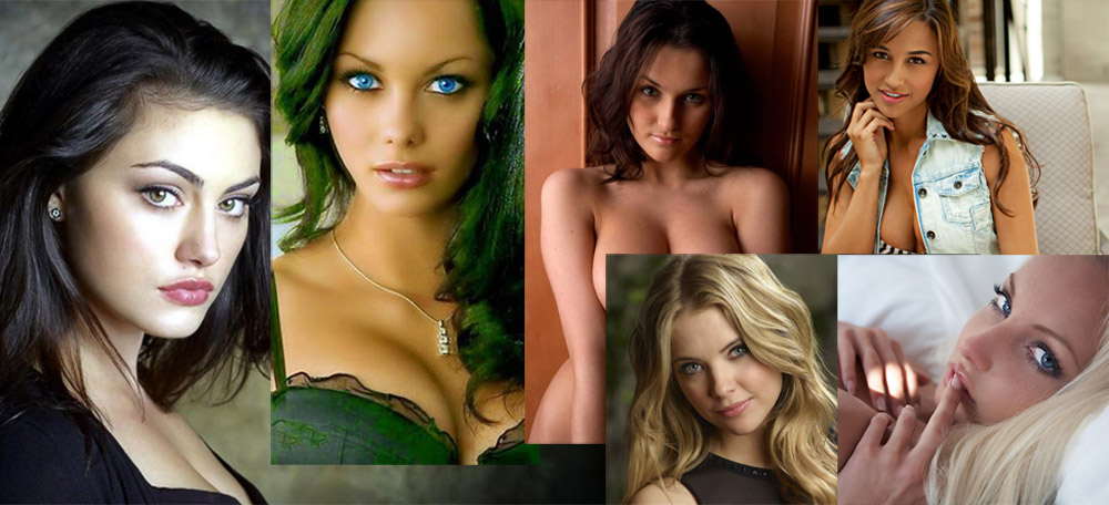 13 HOT Young Faces