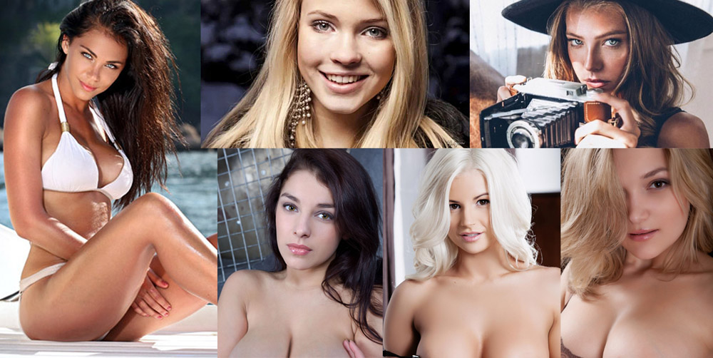 14 Real Women with Beautiful Faces