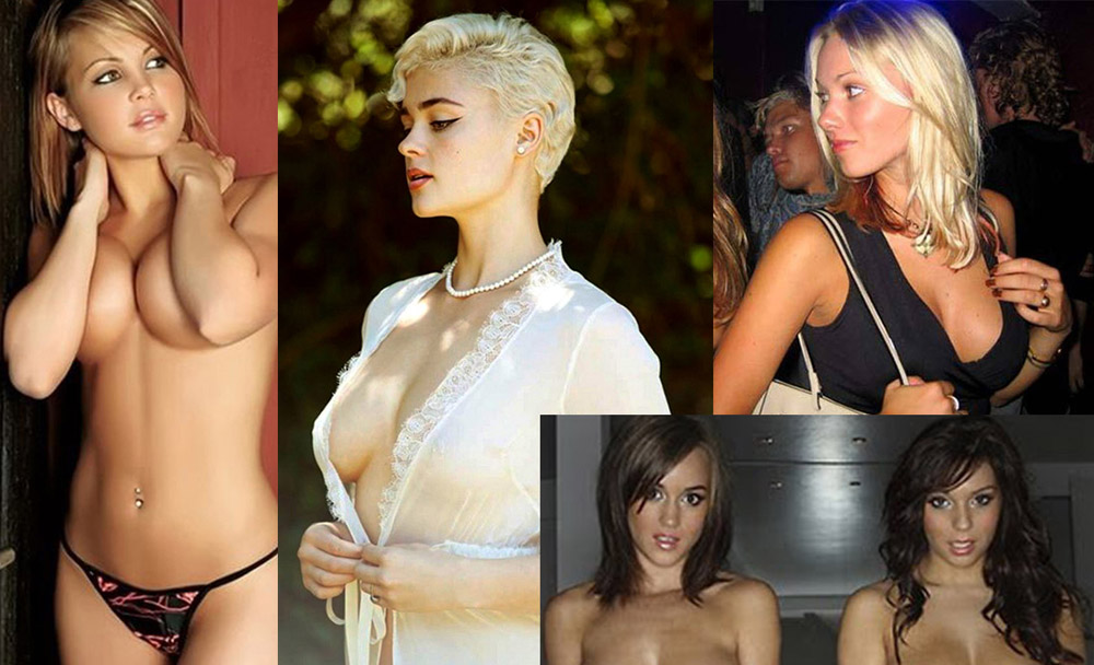 14 of the BEST Perky Girls